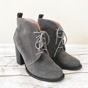 SEYCHELLES • heeled booties